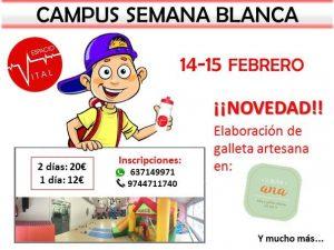 Campus Semana Blanca